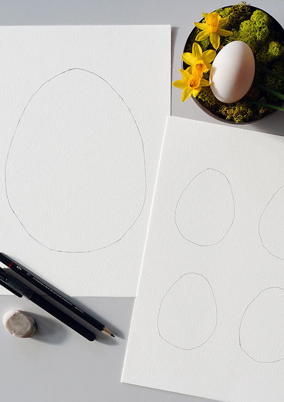 anderidaart Easter Eggs Painting free digital download